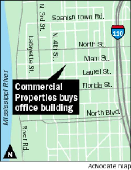 Downtown Baton Rouge building sold for $2.2 million _lowres