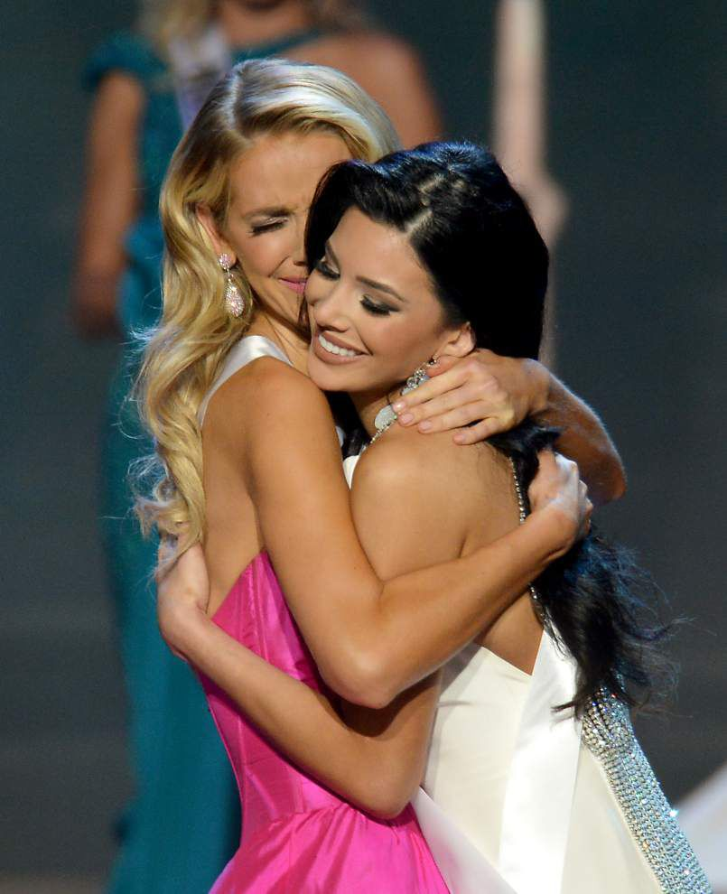 Photos: Big smiles, tears of joy cap glamorous night as Miss Oklahoma wins Miss USA in Baton Rouge _lowres