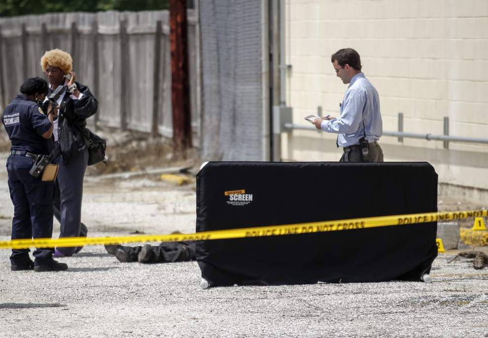 Man fatally shot on Crowder Boulevard, and other area crime news _lowres