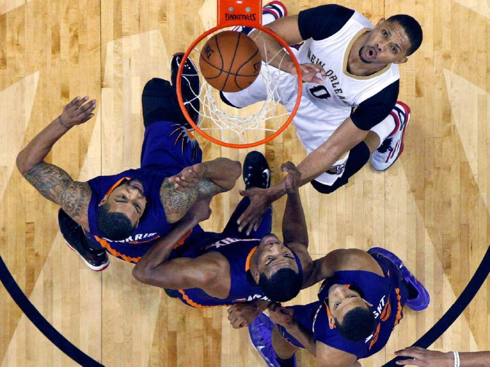Pelicans open pivotal back-to-back Sunday in Houston _lowres