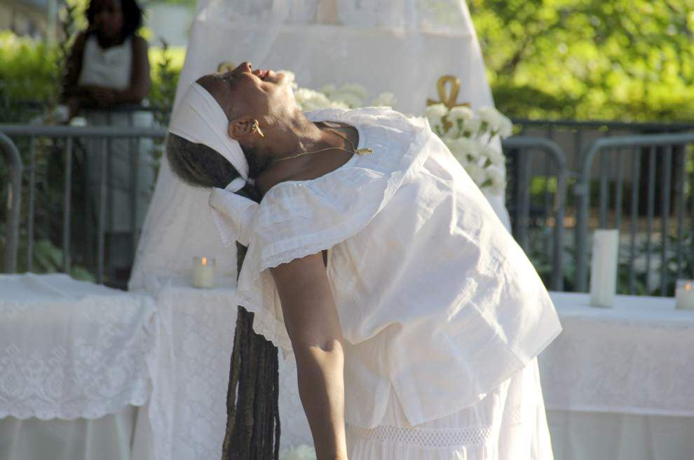 Maafa recognizes slavery's tragic past _lowres