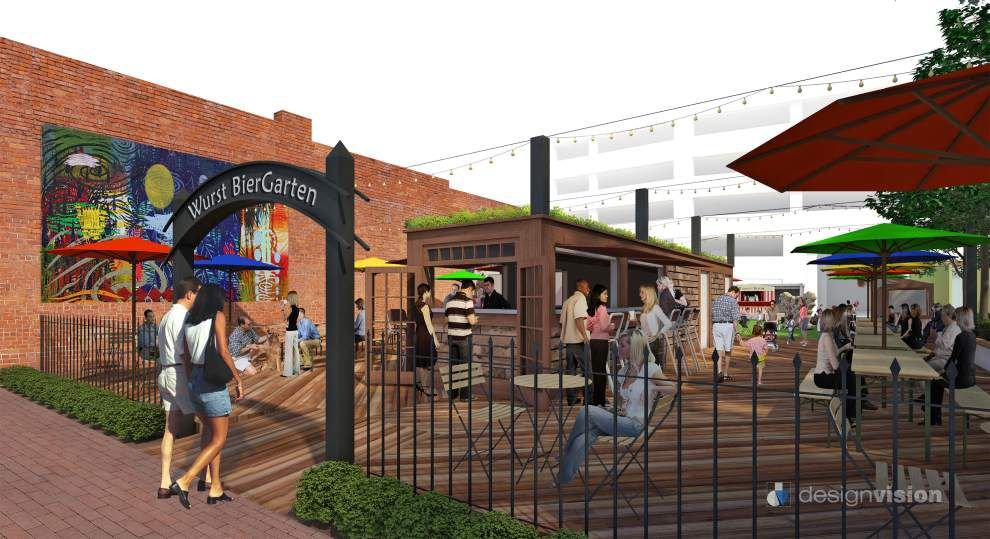 Lafayette beer garden backers hope project will prove hit in 'happiest town in America' _lowres