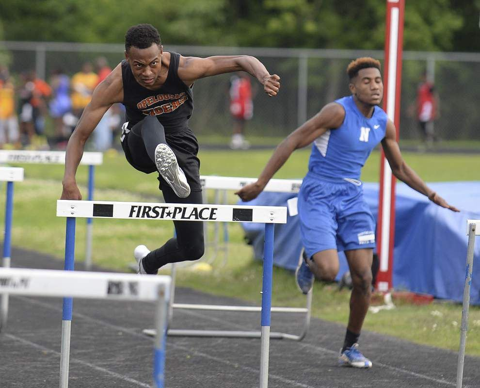 Strong finish nets Brusly Westside Track title _lowres
