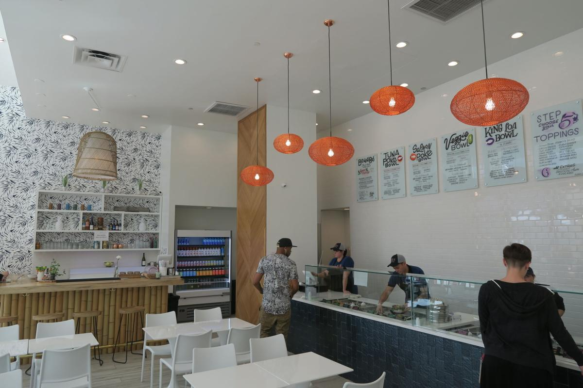 So Raw It S Right Poke Bowls Have Become A Hit In New Orleans But Are They Here To Stay Food Restaurants Theadvocate Com