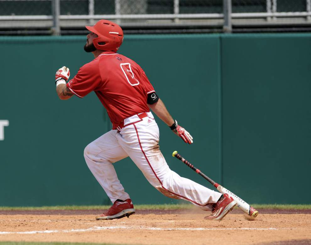 The Ragin' Cajuns' past four seasons mark one of school's best baseball runs — ever _lowres