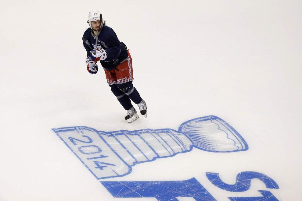 Mats Zuccarello making name for Norwegian hockey in NHL _lowres