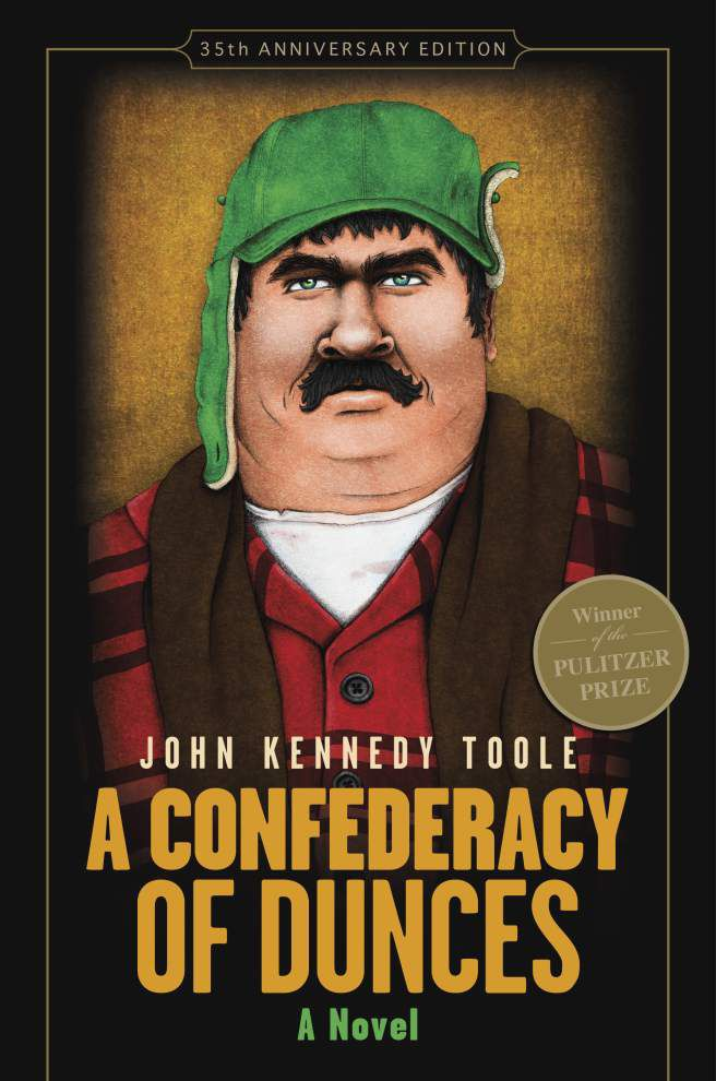 Ground control to ... Ignatius J. Reilly? David Bowie's favorite books list includes 'Confederacy of Dunces' _lowres