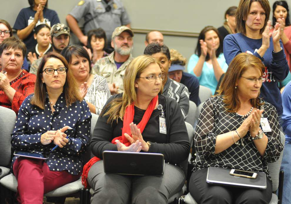 St. Martin School Board, in a challenge to desegregation case, votes to keep Catahoula Elementary open — case most likely now heads to trial _lowres