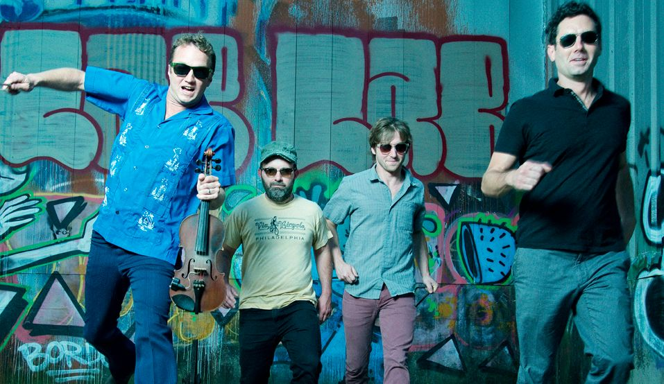 Rory Danger, Lost Bayou Ramblers celebrate new album releases_lowres