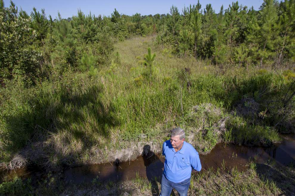 Judges pepper both sides with questions during hearing on permit for St. Tammany well _lowres