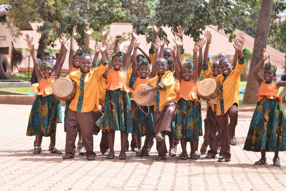 African Children's Choir to bring joy of song to Baton Rouge _lowres