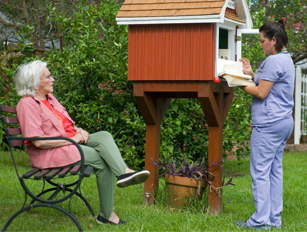 Stephanie Grace: Little Free Libraries need encouragement _lowres