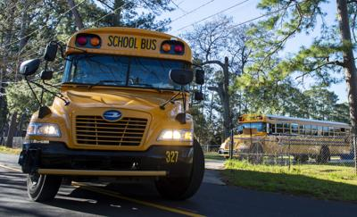 School bus stock file photo