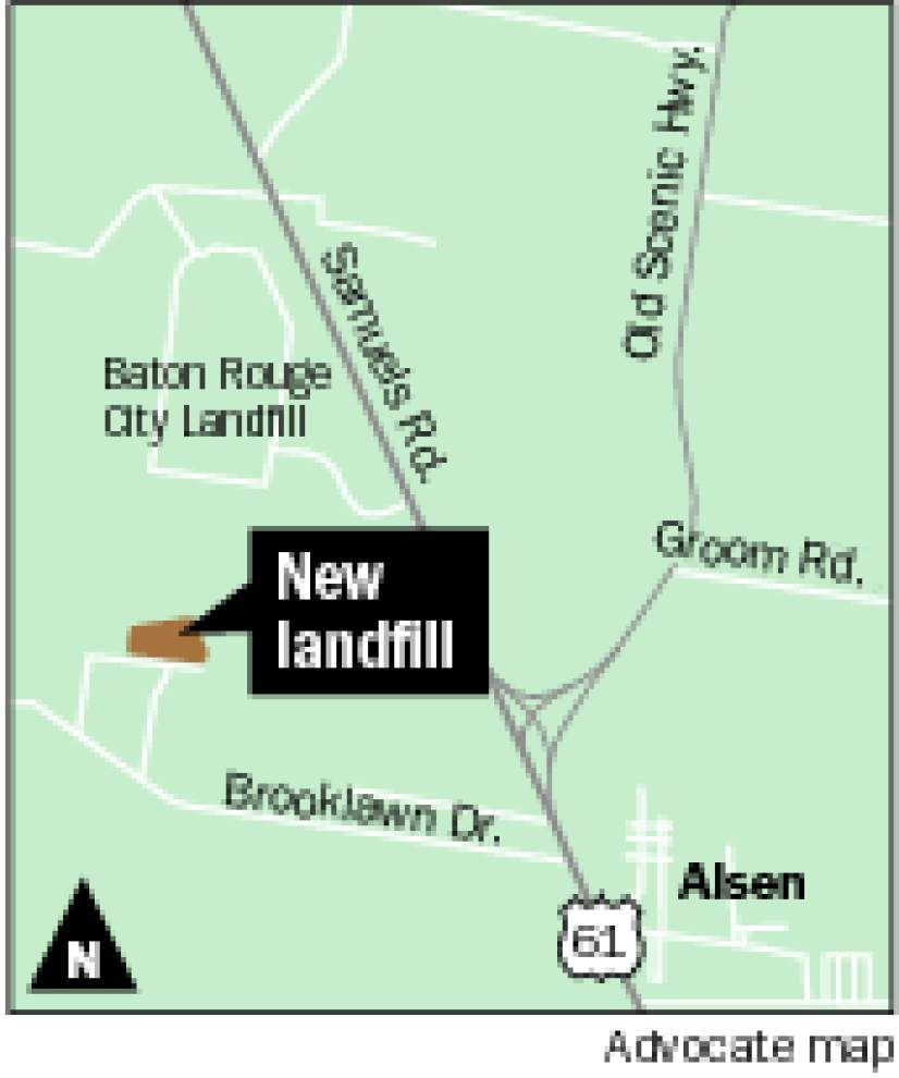 Company pushing to build a landfill on Brooklawn Drive wins another round in court _lowres