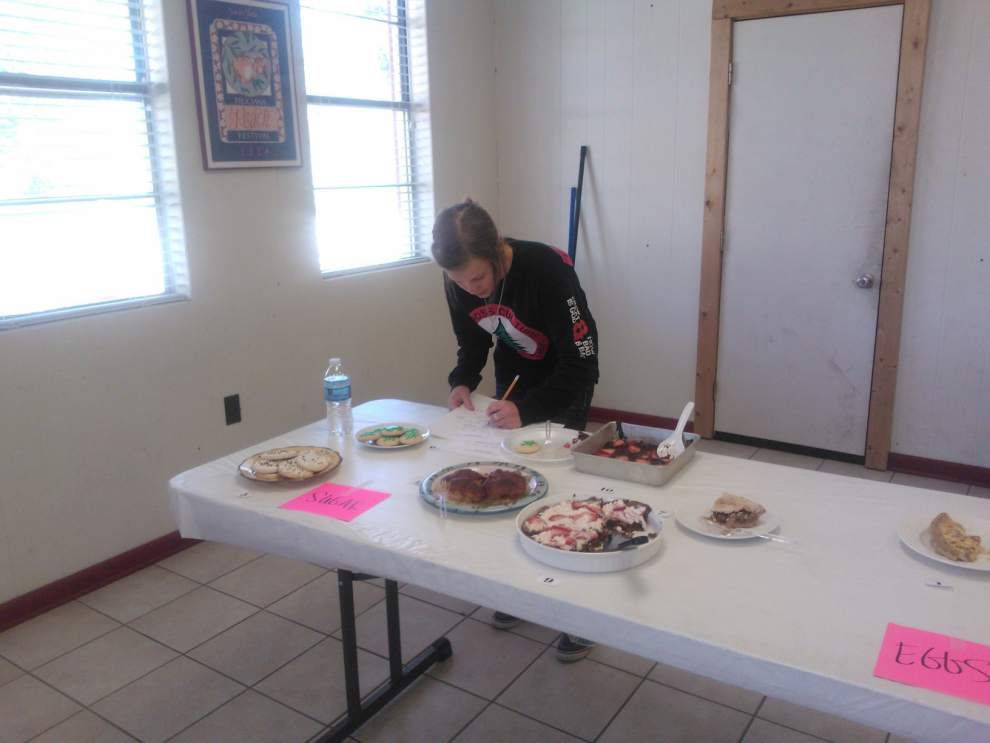 4-H holds annual cooking contest _lowres