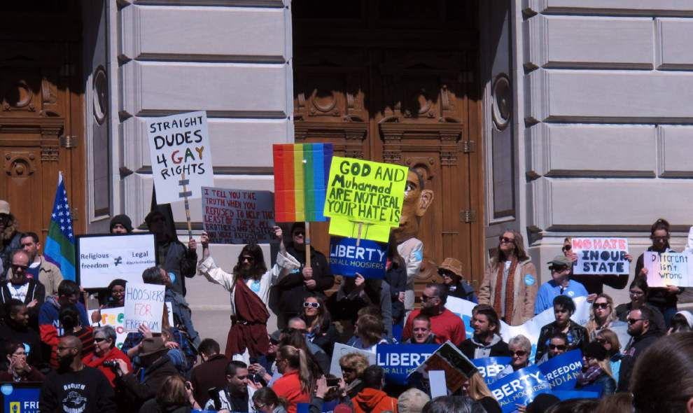 Stephanie Grace: Will Louisiana catch up on same-sex marriage? _lowres