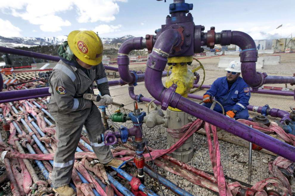 Our Views: Louisiana is losing out by choice when it comes to the oil and gas industry _lowres