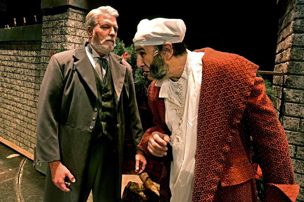 Theatre Baton Rouge switches up seasonal production of the Charles Dickens classic _lowres
