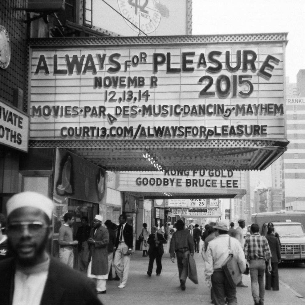 'Always for Pleasure' fest spotlights Leon Russell documentary _lowres