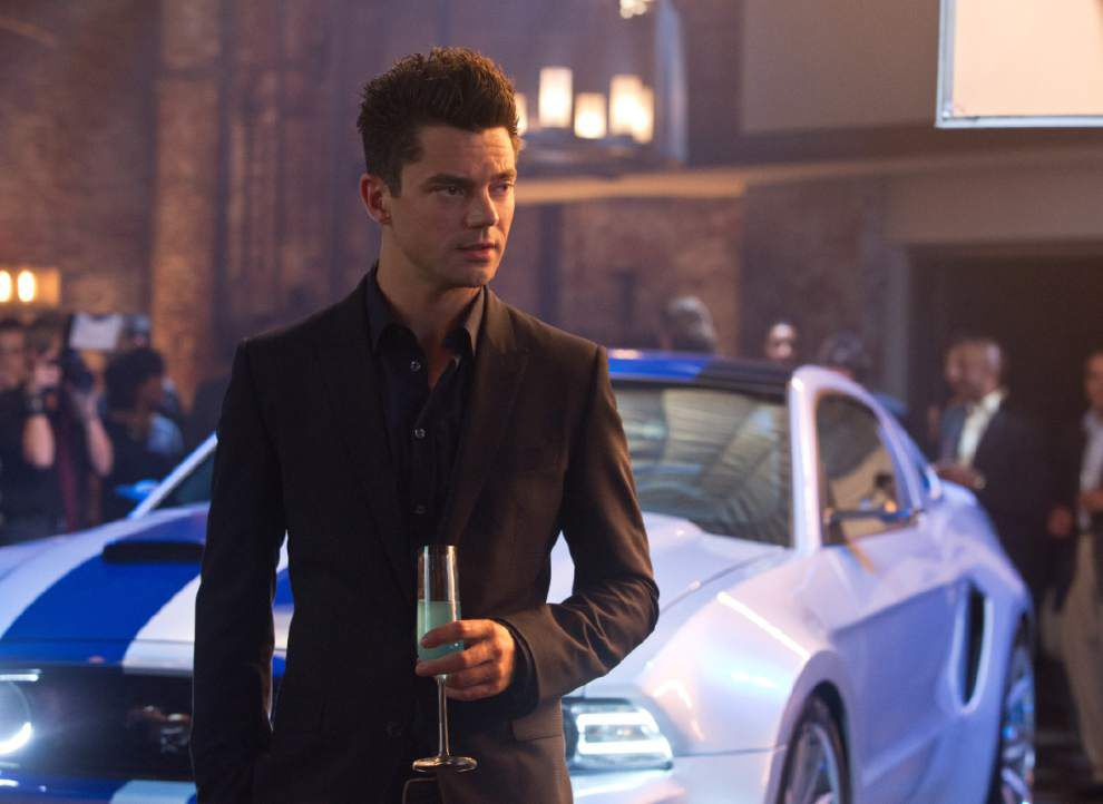 'NEED FOR SPEED' is 'a clunker that belongs in the junkyard' _lowres