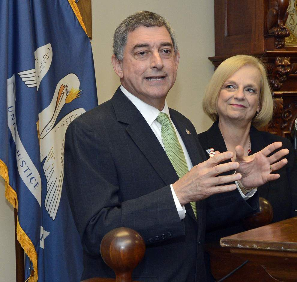 Budget specifics from Louisiana gubernatorial candidates still only broad ideas _lowres