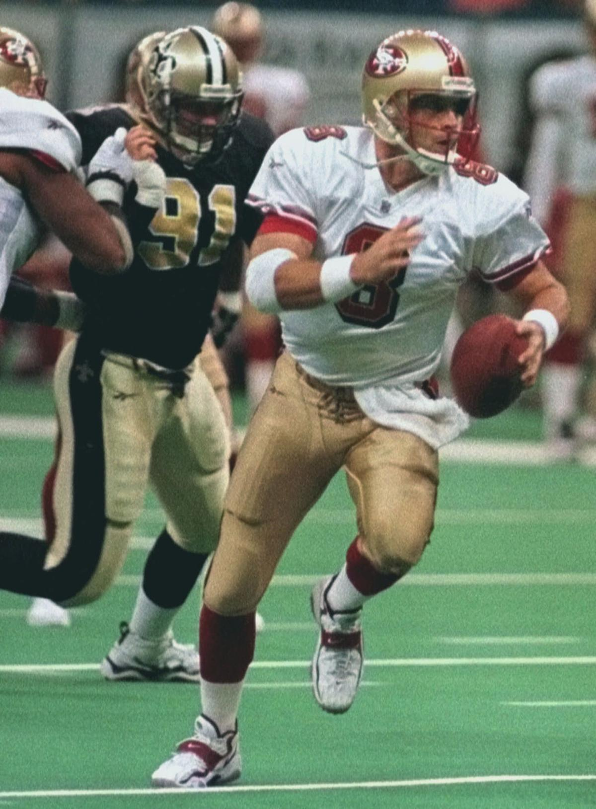Rod Walker  These 49ers won t be the nemesis that Saints fans loved to hate 6da5a8674