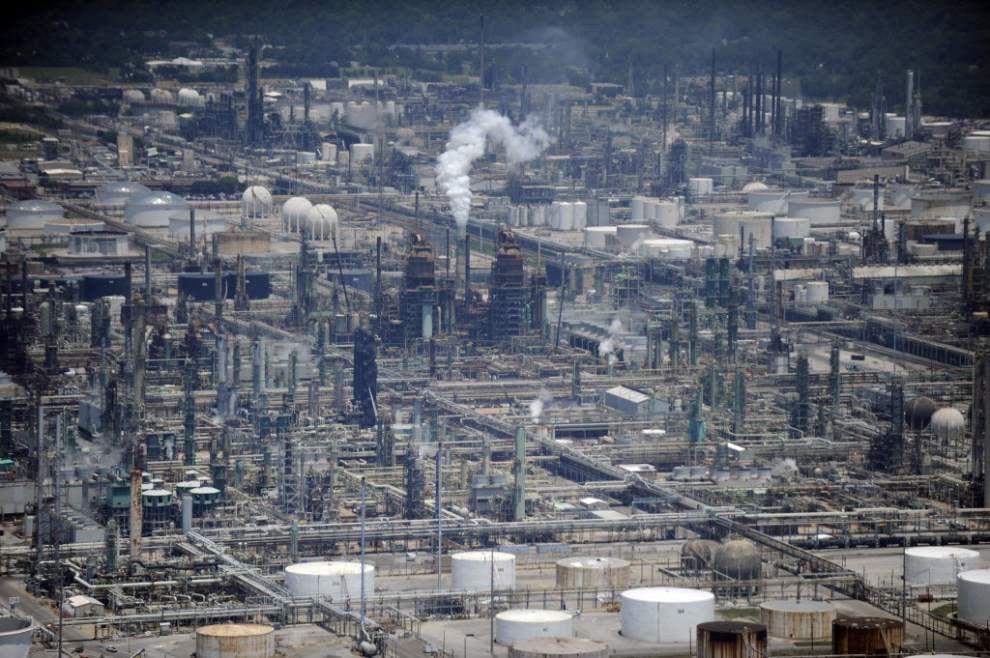 Study shows energy industry powers La. economy _lowres