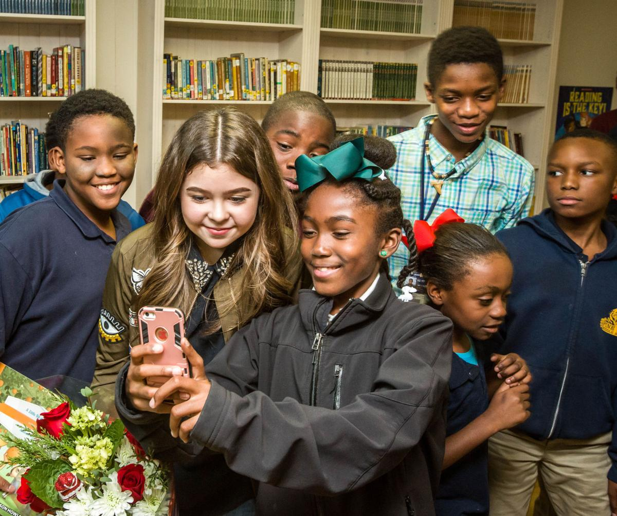 Local \'hero\' \'Thundermans\' actress comes home to tout writing as a ...