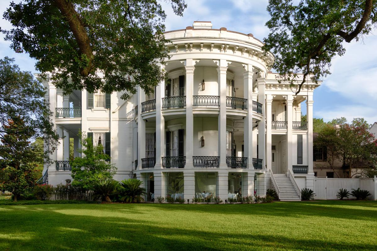Nottoway Plantation Sold To New Orleans Hotel Owner For 3