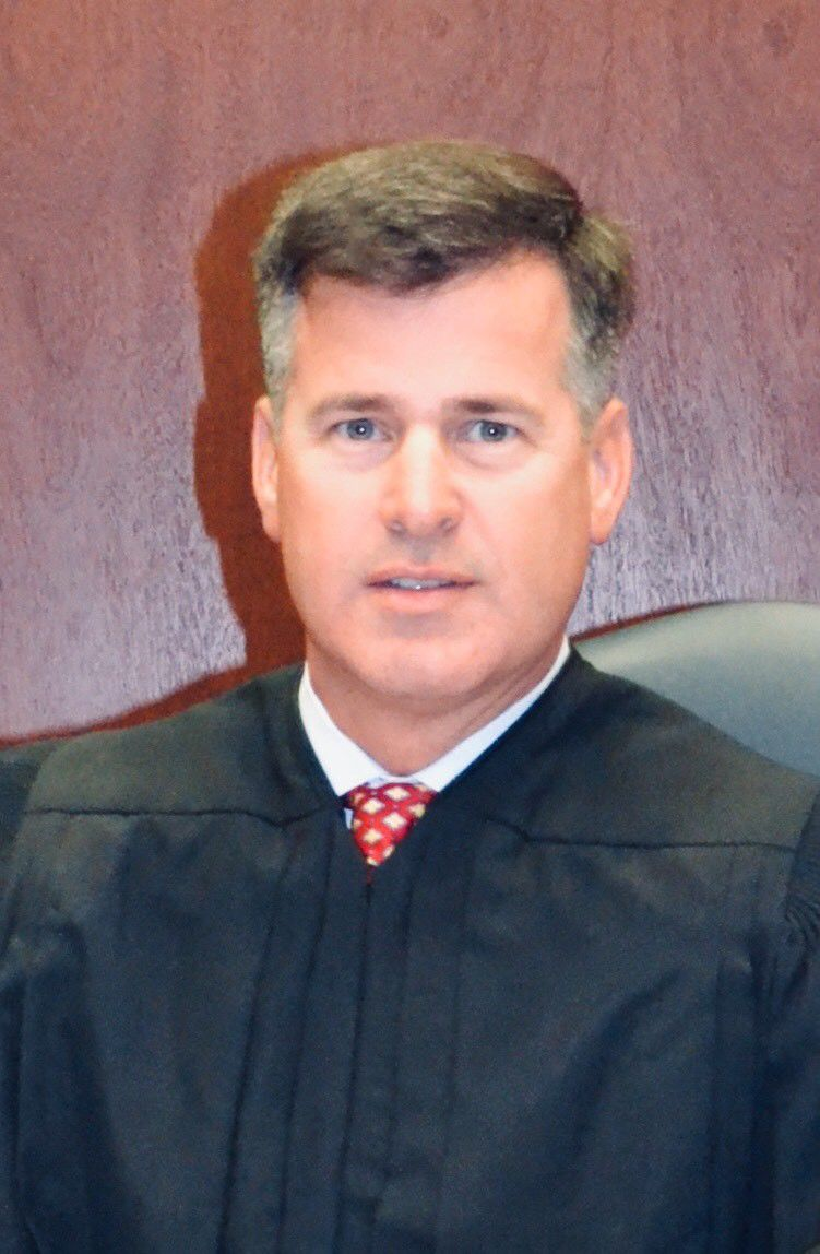 19th Judicial District Judge Beau Higginbotham
