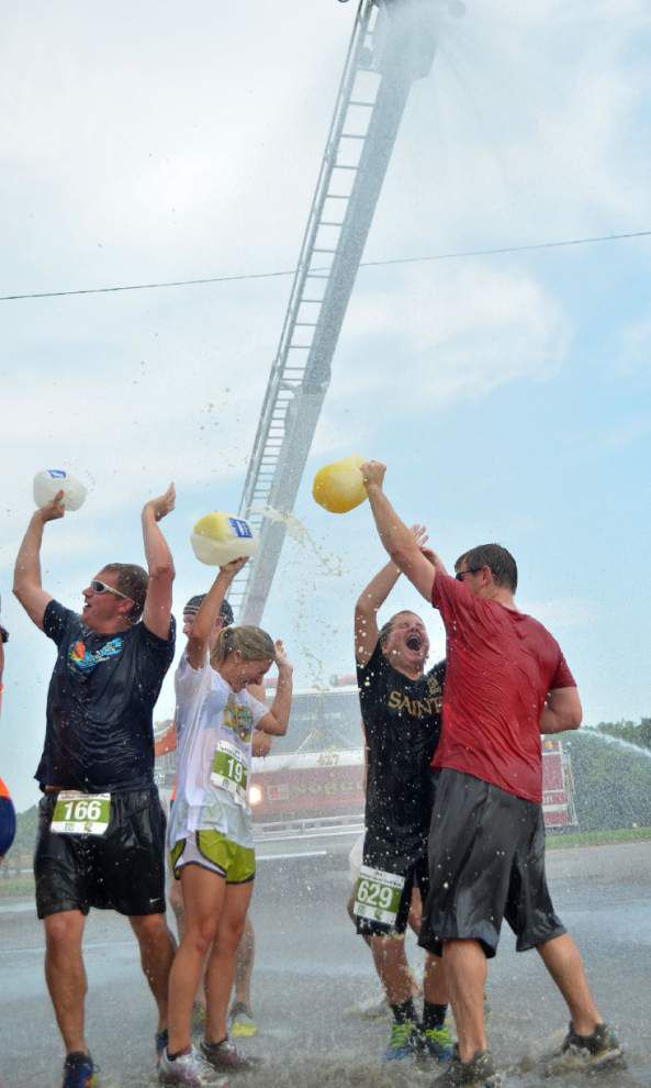 Spilllway Classic officials hoping for rain for trail run _lowres