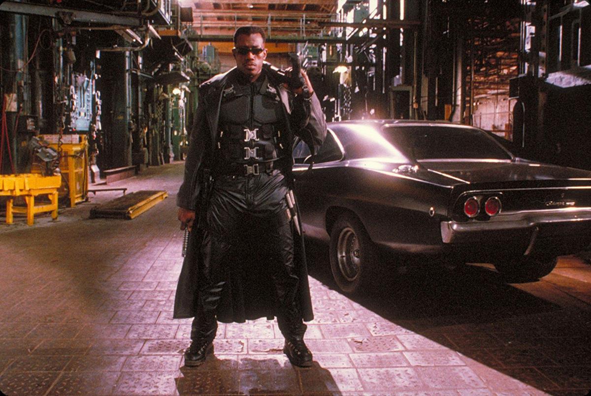 Wesley Snipes 'Blade' still 2