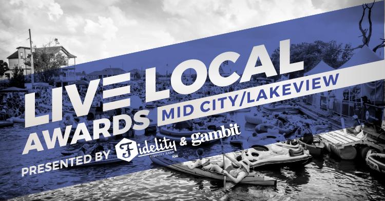 Live Local Awards Mid-City Logo