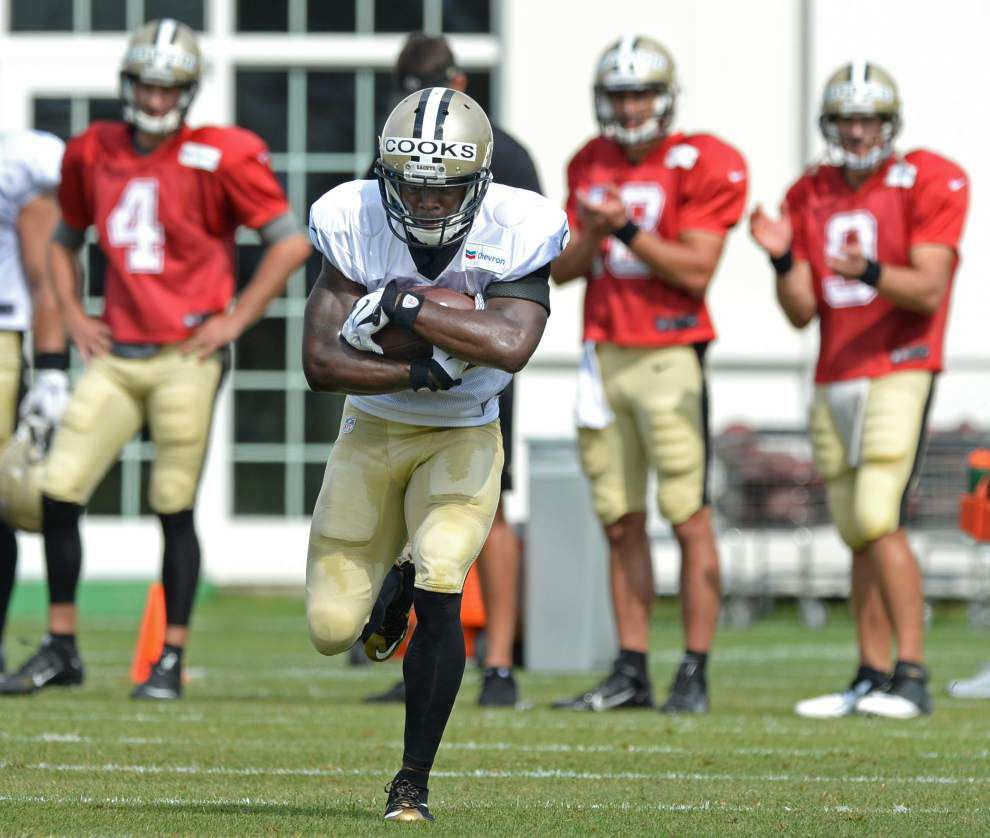 Brandin Cooks is looking to become a 'dominant player' in his second season _lowres