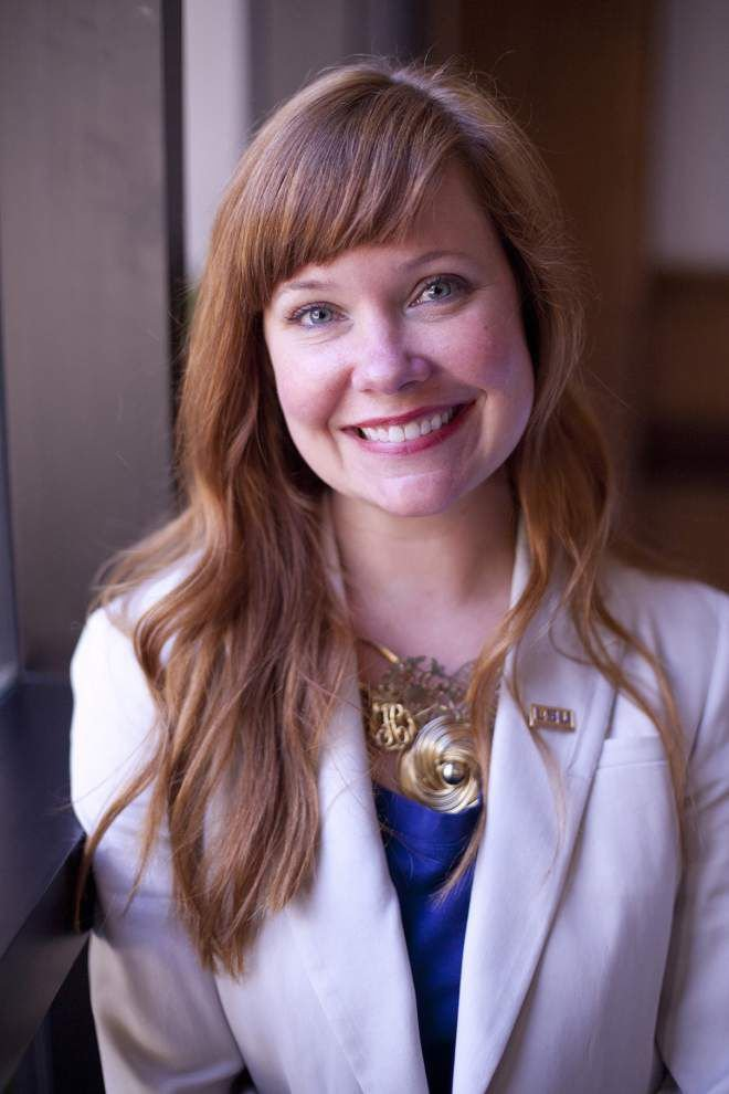 Foundation of Historical Louisiana selects Fairleigh Cook Jackson as second director of organization _lowres