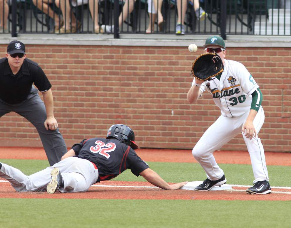 Hope comes alive! Hunter Hope erupts as Tulane sweeps Illinois State _lowres