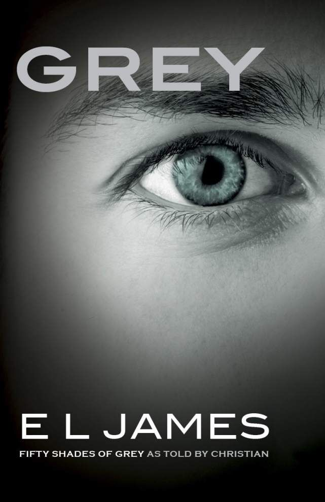 'Fifty Shades' author to release new novel _lowres