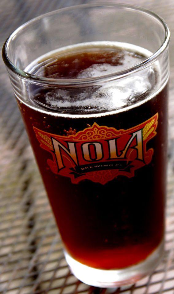 Nola Brewing on tap 1