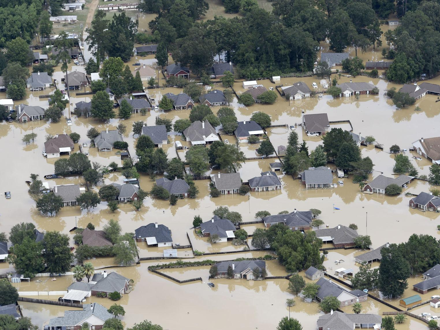 What caused the historic August 2016 flood, and what are the odds it could happen again? | Louisiana Flood 2016 | theadvocate.com