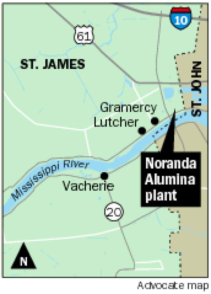 Noranda plant in St. James Parish seeks permit to emit mercury _lowres