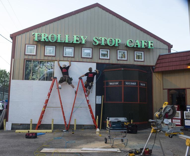 New Orleans' Trolley Stop Cafe, on 'brink of disaster,' set for