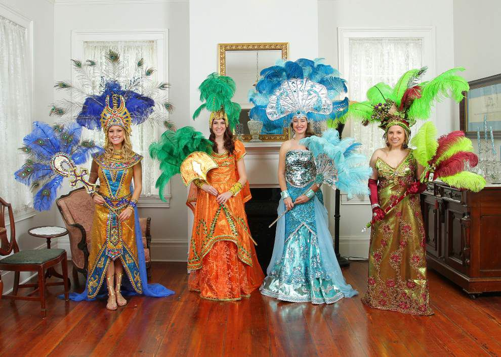 Plaquemine krewe holds N.O.-style parade _lowres