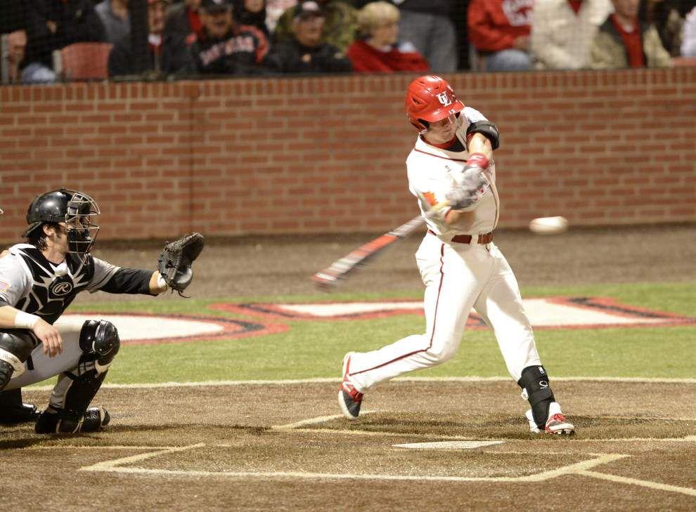 LSU's Tyler Moore, Ragin' Cajuns' Seth Harrison, Caleb Adams taken in MLB draft _lowres