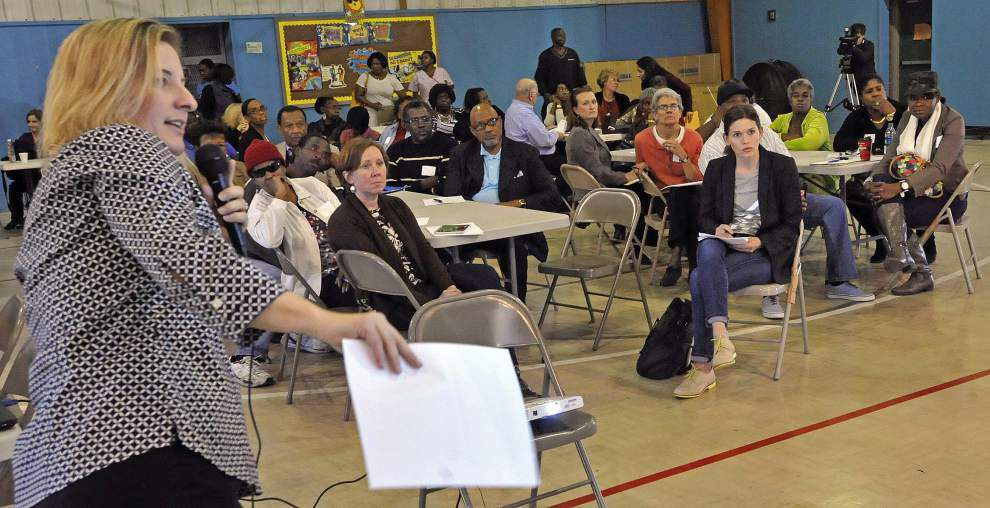 'Beyond Bricks EBR' participants call for more arts and music education, community schools with stable faculties _lowres