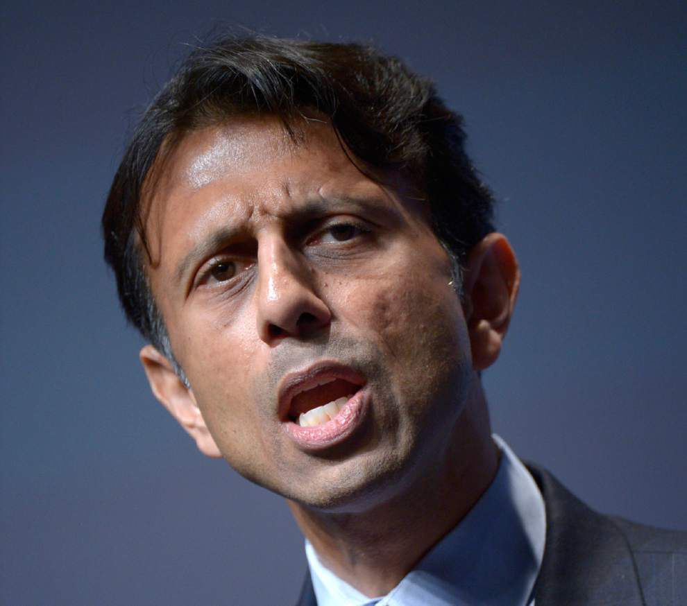 Gov. Jindal signs abortion restriction legislation _lowres