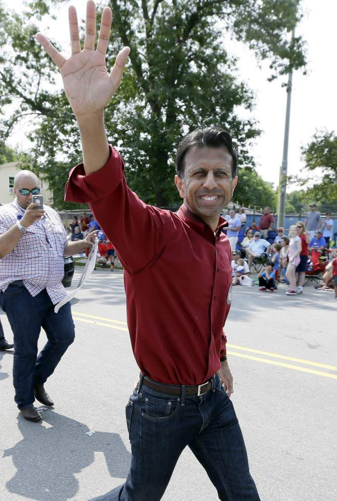 How Bobby Jindal will govern Louisiana in next 6 months: Help of cellphone, computer, aides _lowres