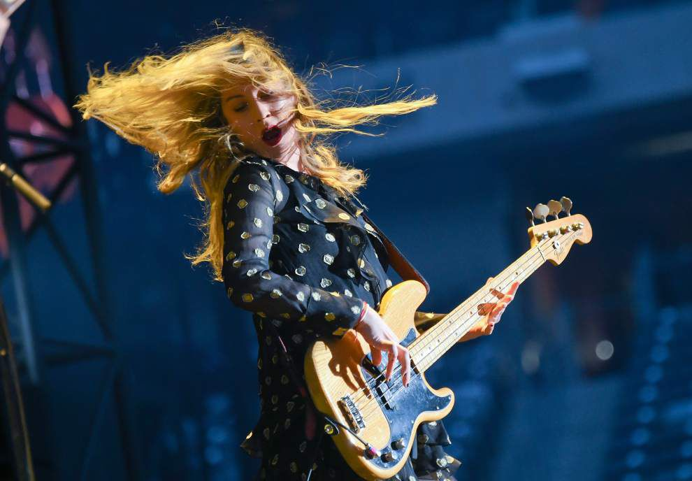 Haim to perform at Varsity Theatre in May _lowres