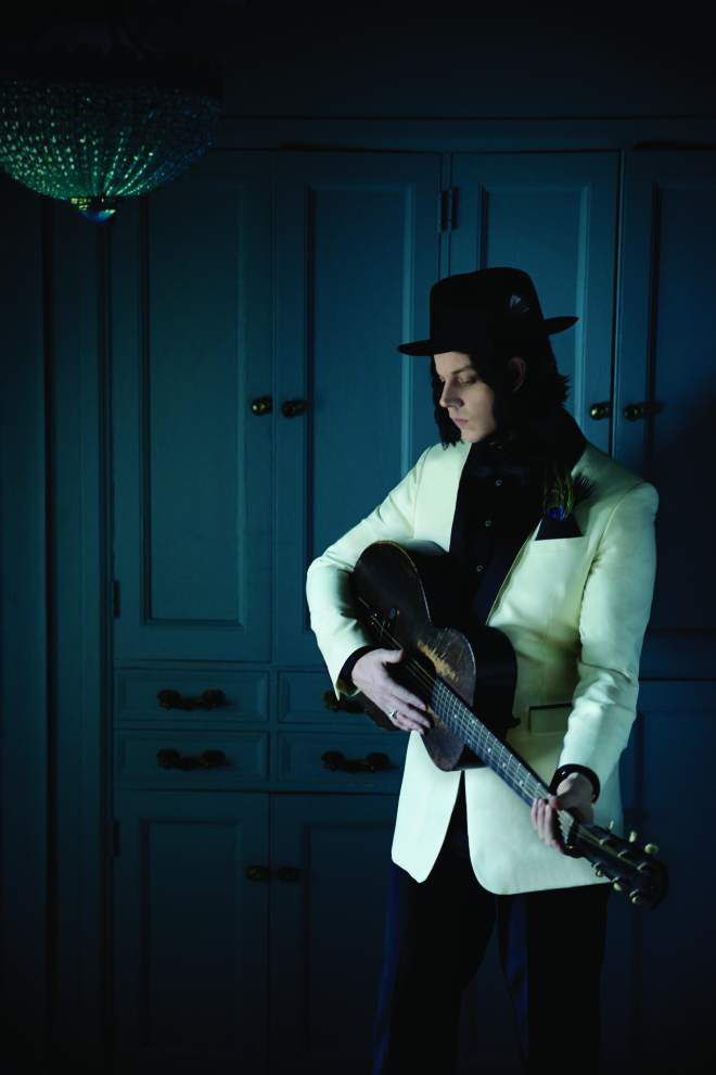 Review: Jack White tops debut album with 'Lazaretto' _lowres