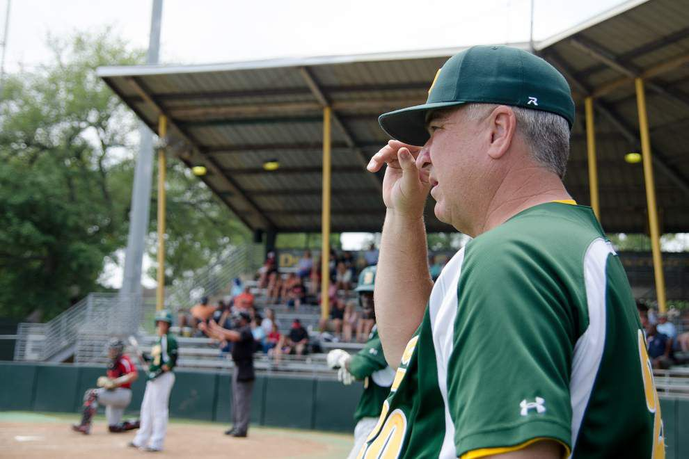 Delgado baseball team, ranked in the top 10, attempts to reach another NJCAA World Series with a rebuilt roster _lowres