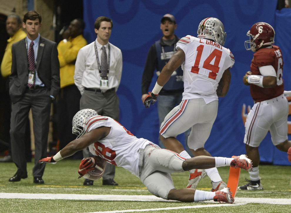 Instant replay: Alabama vs. Ohio State _lowres